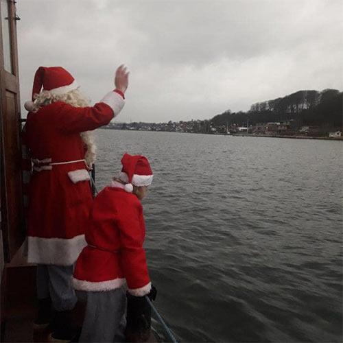 Julemandens Ankomst Kolding